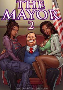 The Mayor 2 - BlacknWhite | MyComicsxxx