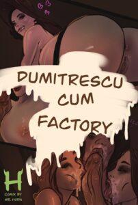 Dimitrescu Cum Factory - SiriusHorn | MyComicsxxx