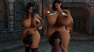 Idriel and Andriel's Cumpetition 1 - MDKang | MyComicsxxx