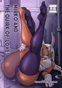 Mirko and The Quirk of Love - Nisego   MyComicsxxx