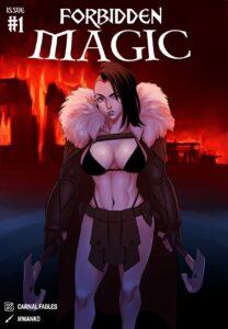 Forbidden Magic 1 - Hwanko | MyComicsxxx