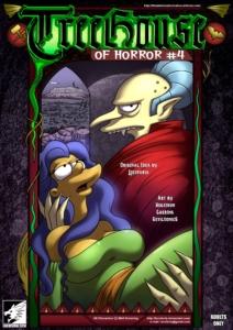 Treehouse of Horror 4 - Kogeikun | MyComicsxxx