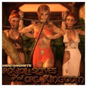 Royal Slaves to the Orc Kingdom 1 - MercyMagnet | MyComicsxxx