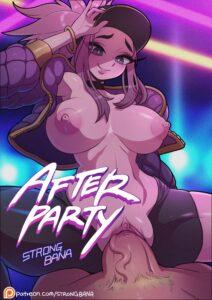 After Party - Strong Bana   MyComicsxxx