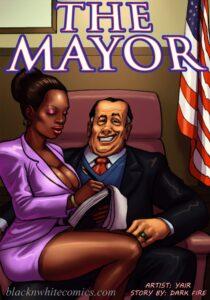 The Mayor 1 - BlacknWhite | MyComicsxxx