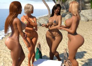 Beach Holiday - DanP | MyComicsxxx