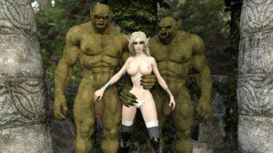 Elf and Orcs - Gerasya   MyComicsxxx