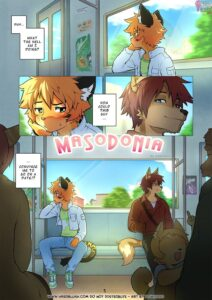 Masodonia - PowFooo | MyComicsxxx
