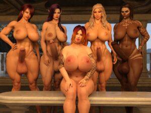 Marcella's Fantastic Fivesome - SgtBuck   MyComicsxxx