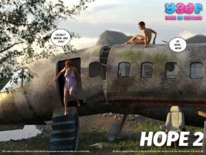 Hope 2 - Y3DF | MyComicsxxx