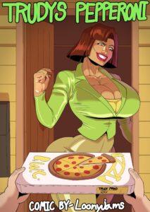 Trudy's Pepperoni - Loonyjams   MyComicsxxx