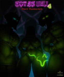 Hot as Hell 4: Dirty Damnation - Sheela | MyComicsxxx