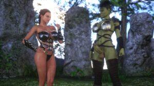 Krissy vs The Ork - Supro | MyComicsxxx